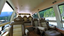 Whistler Luxury Limo Transportation :: Vancouver Whistler Shuttle Charteranada