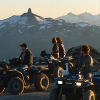 Whistler ATV Tours - BC Canada - Whistler Blackcomb Resort ATV Tour Information