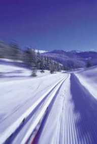 Whistler Activities -  Whistler Cross Country Skiing Tours Rentals - BC Canada - Whistler Blackcomb Resort Activity Information