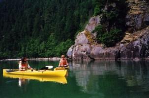 Whistler Canoeing & Kayaking - whistler activity information - Whistler BC Canada