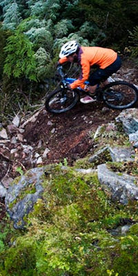 Whistler Mountain Biking - Whistler Blackcomb Resort