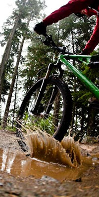 Whistler Mountain Biking - BC Canada - Whistler Blackcomb Resort Mountainbiking Information