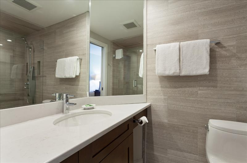 Whistler Accommodations - Master Bedroom Ensuite  - Rentals By Owner