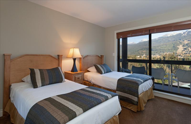 Whistler Accommodations - Second Bedroom - Rentals By Owner