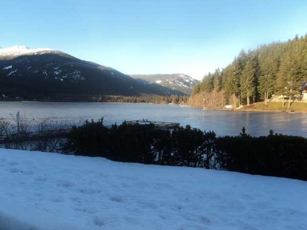 Whistler Whistler on the Lake :: 1 Bedroom Condo, Views, Deck