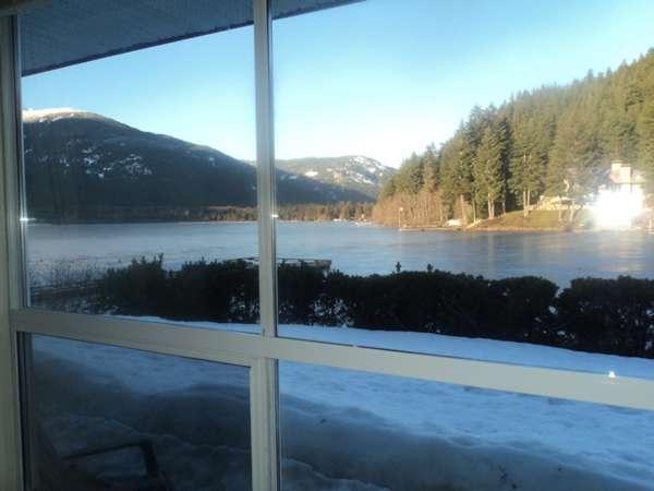 Whistler Whistler on the Lake :: 1 Bedroom Condo, Views, Deck Photos