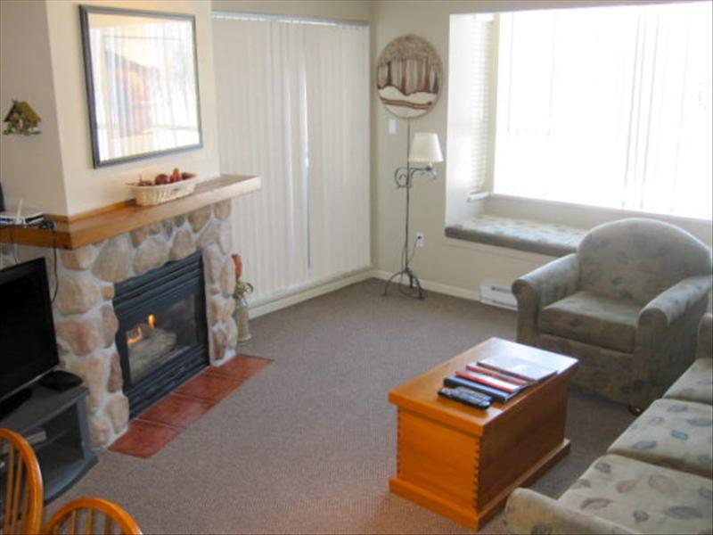 Whistler Accommodations - Gas Fireplace - Rentals By Owner