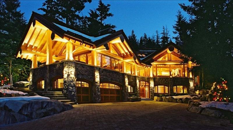 Whistler accommodations scam free whistler deluxe log Whistler cabin rentals
