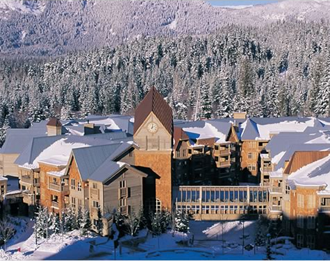Whistler Resort Club Intrawest Deal :: 1 Bedroom, Hot Tub, Ski In