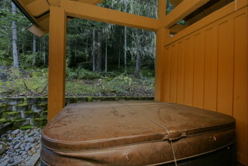 Whistler Accommodations - Private hot tub out back  - Rentals By Owner