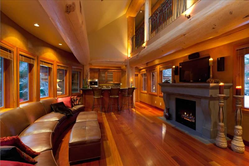 Whistler Accommodations - Private Chalet Family Room - Rentals By Owner