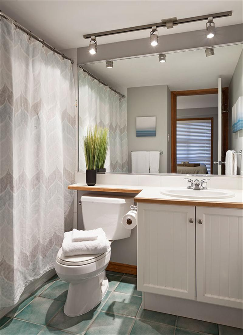 Whistler Accommodations - Master ensuite bathroom - Rentals By Owner