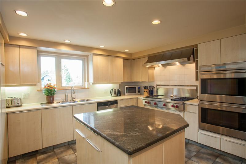 Whistler Accommodations - Another View of the Kitchen - Rentals By Owner