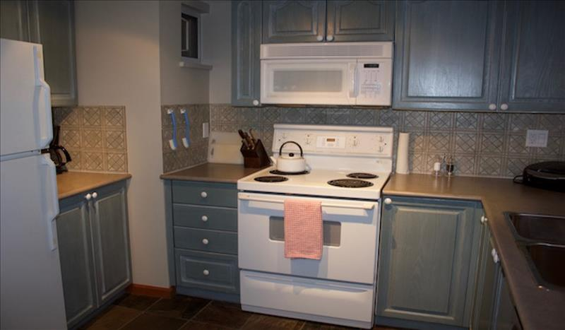 Whistler Accommodations - Full Kitchen at Stoney Creek - Rentals By Owner