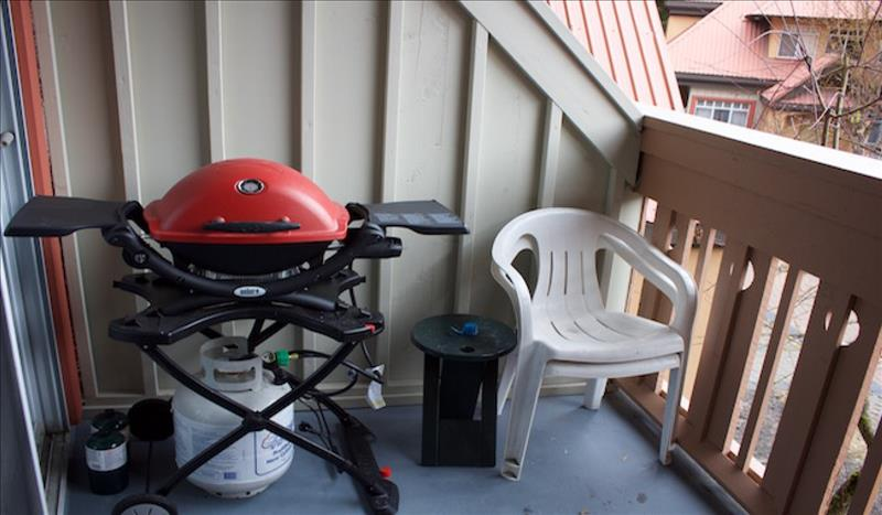 Whistler Accommodations - Deck with BBQ - Rentals By Owner