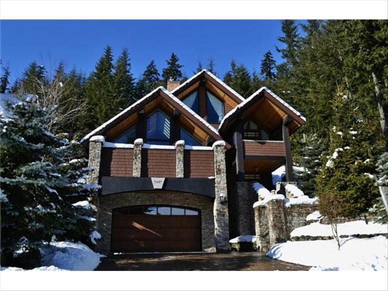 Whistler 5000 Sq Foot Luxury Chalet :: 4 Levels, Big Views, Hot Tub