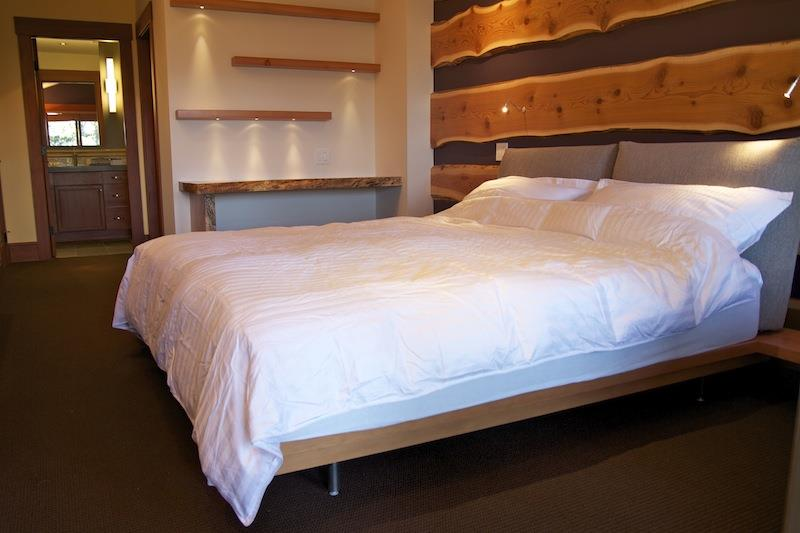 Whistler Accommodations - Whistler Luxury Chalet Bedroom - Rentals By Owner
