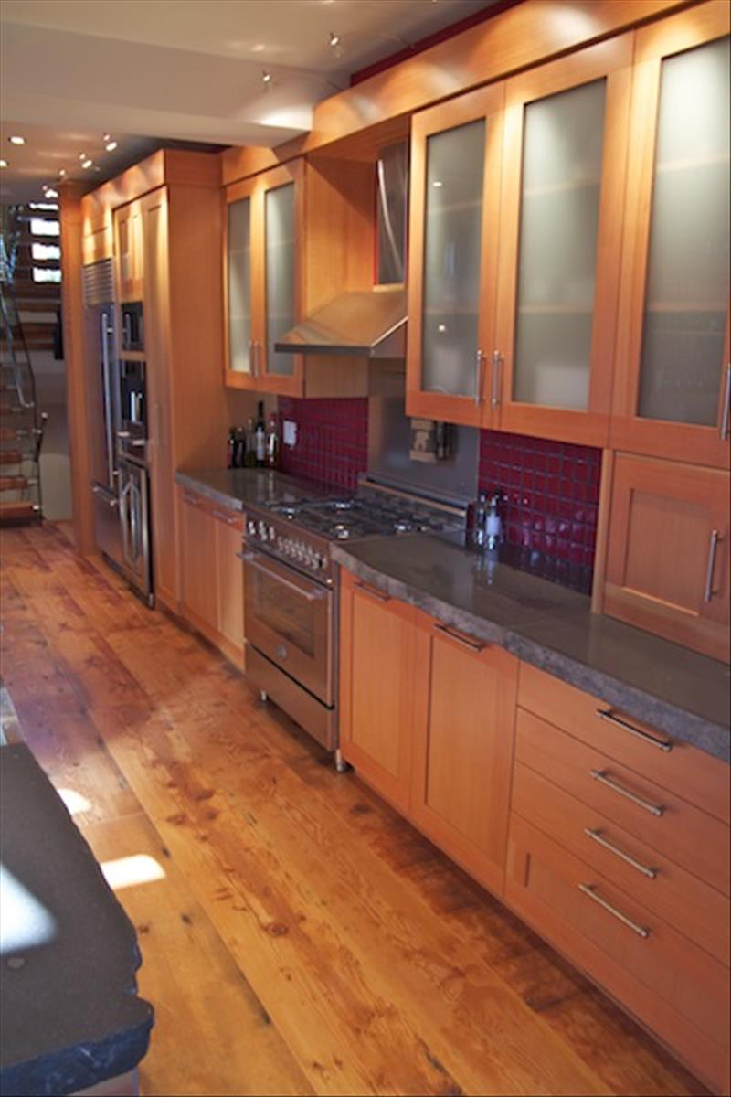 Whistler Accommodations - Whistler Summit Heights Luxury Kitchen - Rentals By Owner