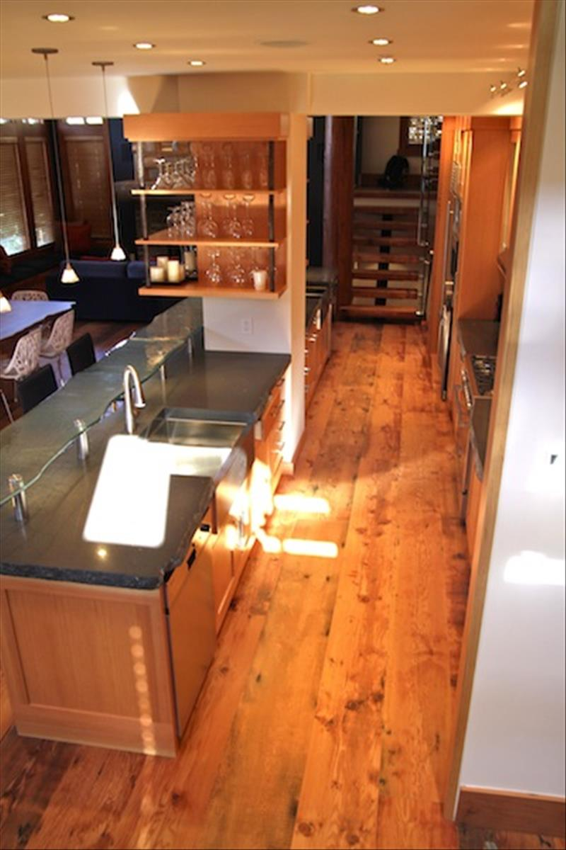 Whistler Accommodations - Whistler Chalet Kitchen fit for a Chef! - Rentals By Owner
