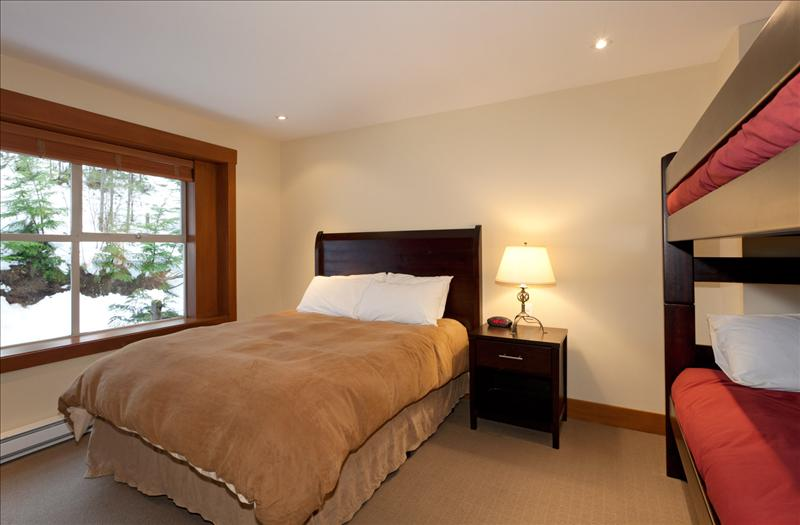 Whistler Accommodations - Bedroom 3 - Rentals By Owner