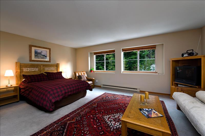 Whistler Accommodations - Snowy Creek Bedroom 5 - Rentals By Owner