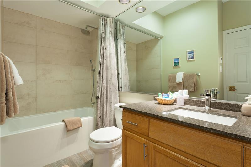 Whistler Accommodations - Snowy Creek Ensuite Bath - Rentals By Owner