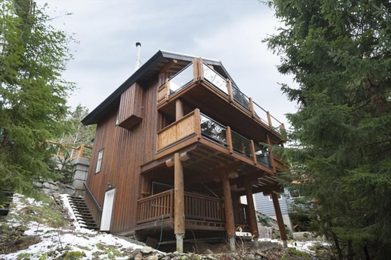 Whistler Accommodations - Creekside Chalet is a single detached home (not a townhome) . - Rentals By Owner