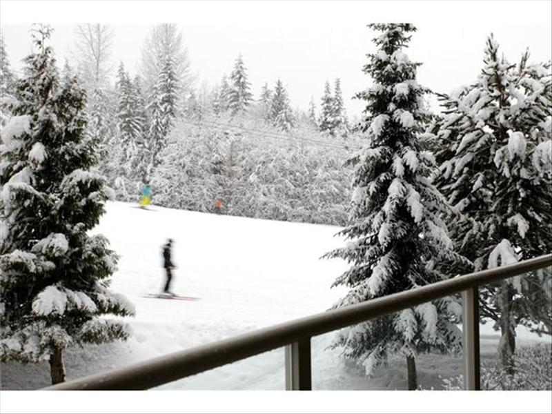 Whistler Accommodations - Aspens Deck with Views :: Aspens 353 - Rentals By Owner