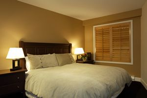 Whistler Accommodations - King-split bed in Master Bedroom - can be a king or 2 x singles (New mattress Nov.2014) - Rentals By Owner