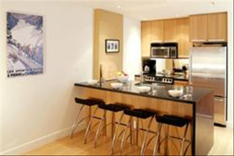 Whistler Accommodations - Large honed granite bar - Rentals By Owner