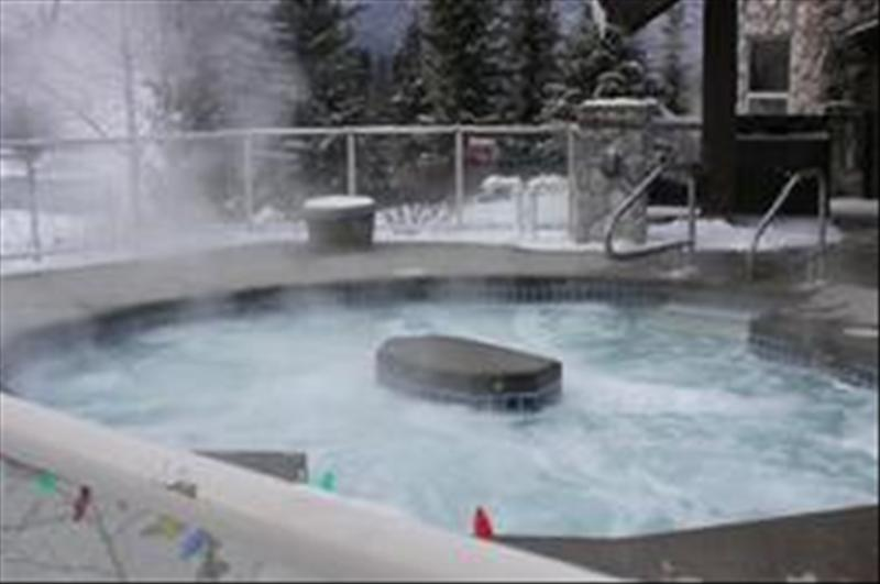 Whistler Accommodations - Relax and enjoy the out door pool and hot tub