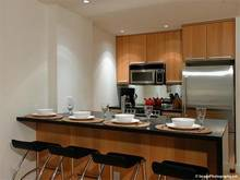 Whistler Accommodations - Full kitchen with stainless steel appliances, large honed granite bar - Rentals By Owner