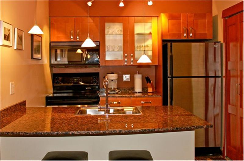 Whistler Accommodations - Fully equipped kitchen - Rentals By Owner