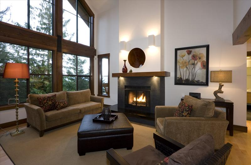 Whistler Accommodations - Living Area - Rentals By Owner