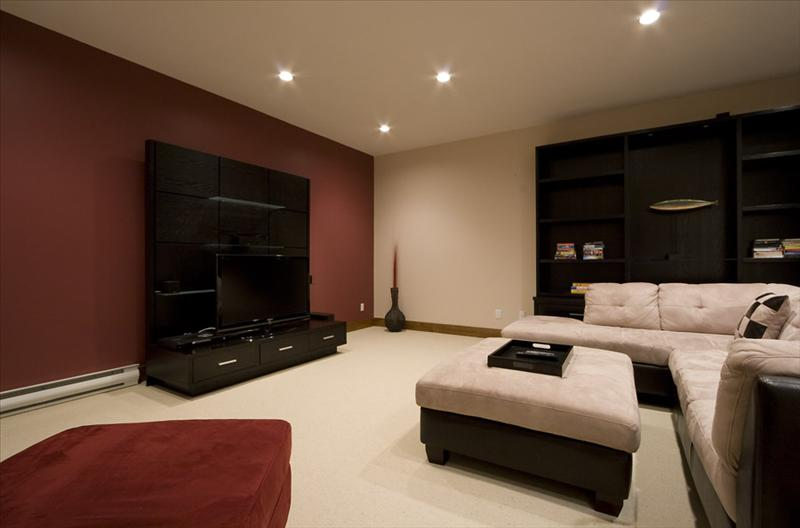 Whistler Accommodations - Media Room - Rentals By Owner