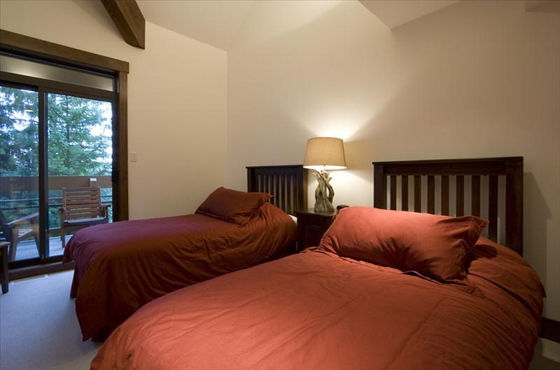 Whistler Accommodations - Fourth Bedroom - Rentals By Owner