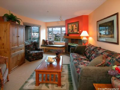 Whistler Marketplace Lodge--Most Luxurious 1 bedroom in Whistler!