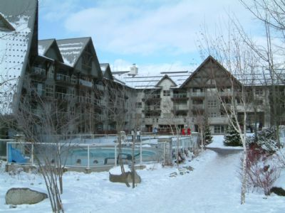 Whistler Accommodations - Aspens on Blackcomb Hot Tubs and Pool - Rentals By Owner