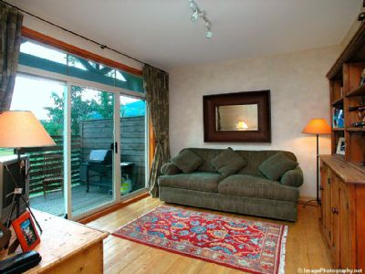 Whistler Accommodations - The family room adjacent to living area - Rentals By Owner