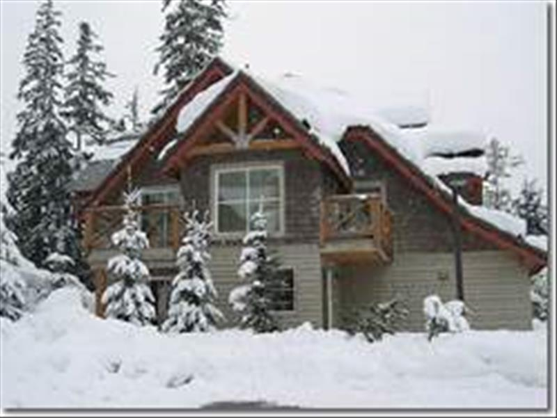 Whistler Family Townhome - Private and Peaceful