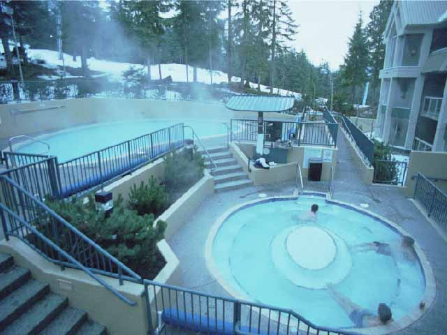 Whistler Accommodations - Heated pool and hot tub to relax in after a ski day - Rentals By Owner