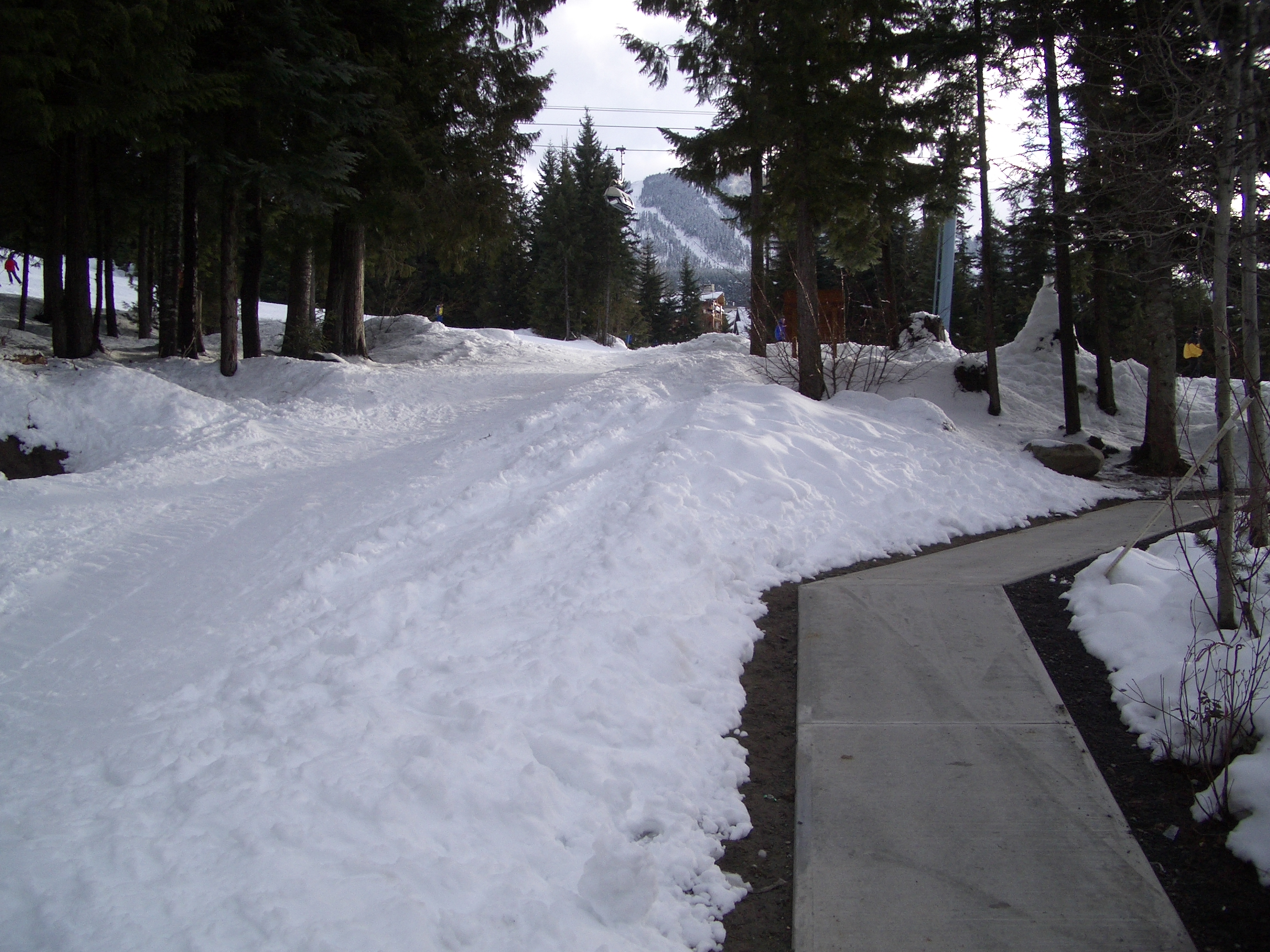 Whistler Accommodations - Private heated sidewalk to the ski hill (20ft) - Rentals By Owner