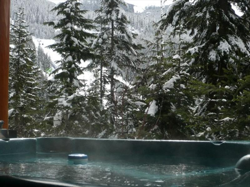 Whistler Accommodations - Taluswood Hot Tub - Rentals By Owner