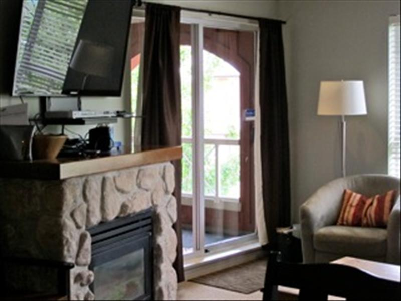 Whistler Top Floor Renovated Suite with Village & Blackcomb Views Photos