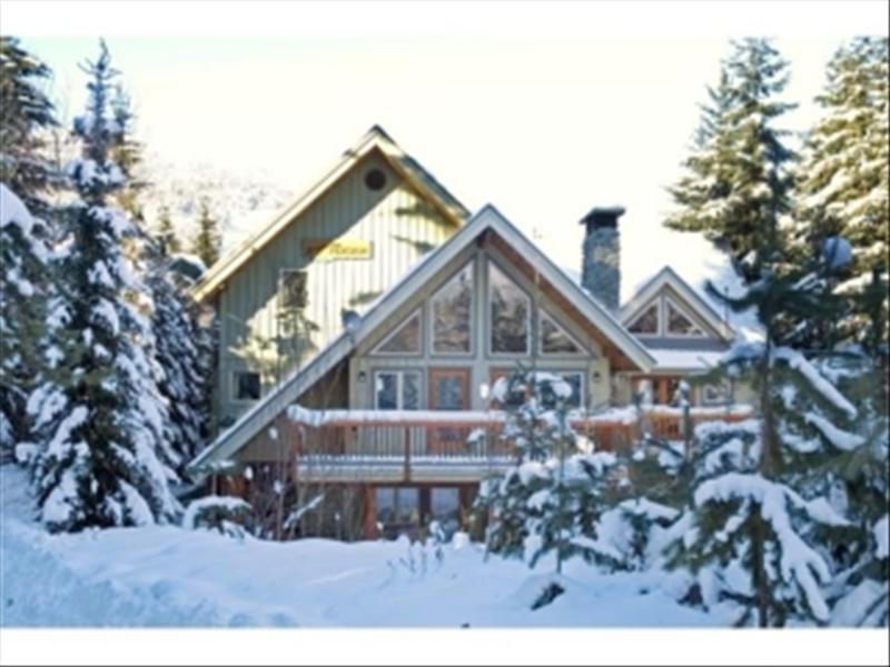 Whistler Accommodations - Winter Rear View - Rentals By Owner