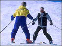 Whistler Ski School - Adult Learn to Ski Lessons - Whistler Blackcomb Resort BC Canada