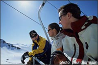 Whistler Ski School - Adult Group Ski Lessons - Whistler Blackcomb Resort BC Canada