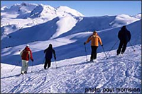 Whistler Ski School - Supercamp Advanced Ski Lessons - Whistler Blackcomb Resort BC Canada