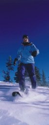 Whistler Snowshoe Tours - BC Canada - Whistler Blackcomb Resort Snowshoe Information