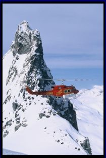 Whistler Heli Skiing - Whistler activity for intermediate or better skiers and snowboarders - Whistler BC Canada